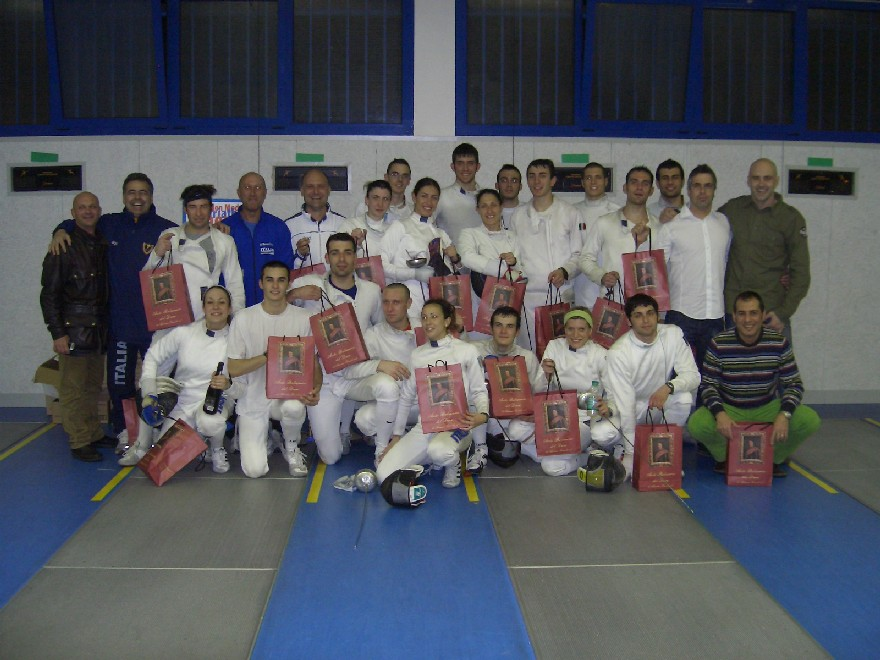 Nazionale maschile e femminile in collegiale a Modena